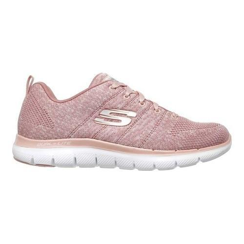 77853e84bef7 ... Shoe Rose  Thumbnail Women  x27 s Skechers Flex Appeal 2.0 High Energy  Training ...