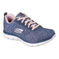 Women's Skechers Flex Appeal 2.0 Training Sneaker Navy
