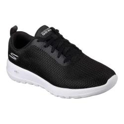 Women's Skechers GOwalk Joy Walking Shoe Black/White