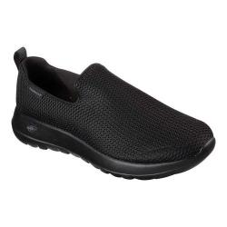 Men's Skechers GOwalk Max Slip-On Walking Shoe Black/Black