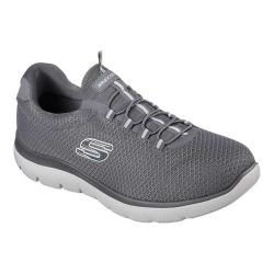 Men's Skechers Summits Training Sneaker Charcoal (More options available)