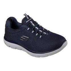 Men's Skechers Summits Training Sneaker Navy