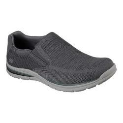 Men's Skechers Superior 2.0 Moleno Slip-On Shoe Charcoal