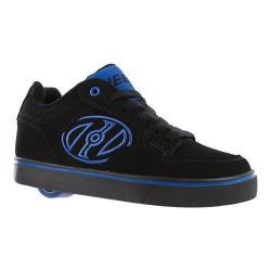Children's Heelys Motion Plus Roller Shoe Black/Blue