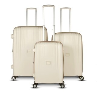 Gabbiano The Gallo Collection 3 Piece Hardside Spinner Set (4 options available)