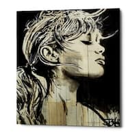 "Epic Graffiti ""Enchanted"" by Loui Jover, Giclee Canvas Wall Art, 16""x18"""
