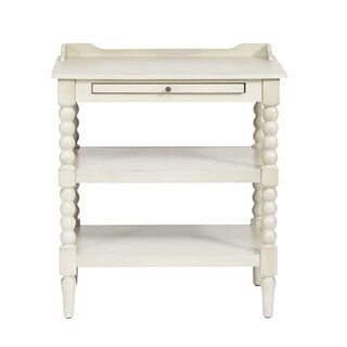 Maison Rouge Berry Cottage 2-shelf Open Nightstand