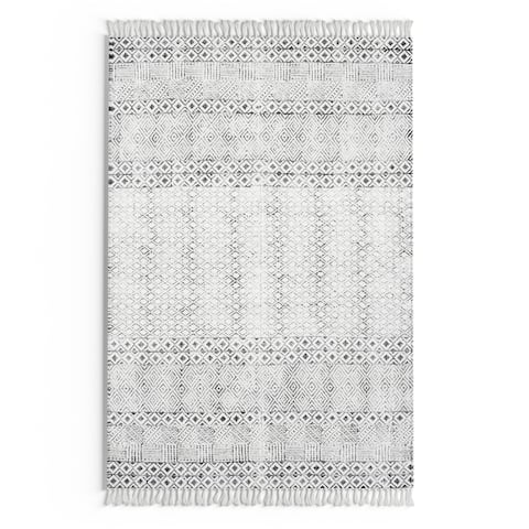 Buy Natural Fiber 6 X 9 Moroccan Area Rugs Online At