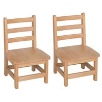 "10"" Atlas Classroom Chair- (Set of 2)"