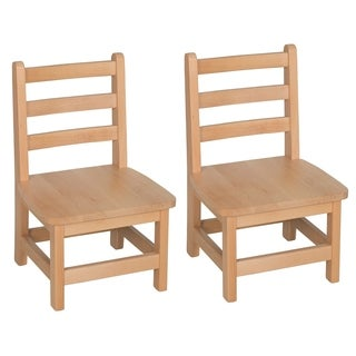 "10"" Atlas Classroom Chair- (Set of 2)"
