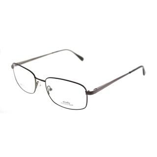 Elasta Gunmetal Elasta 7104 2HH Unisex Bakelite Frame Eyeglasses