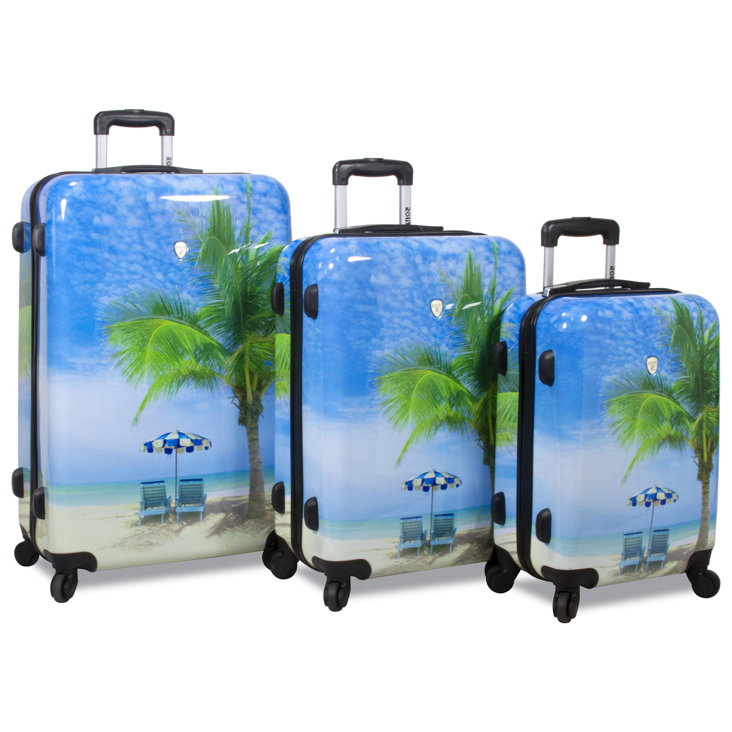 e676e0fb9 Multi-color Luggage Sets | Find Great Luggage Deals Shopping at Overstock