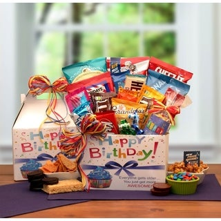 Make a Wish Birthday Care Package