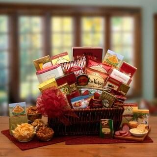 Gourmet Ambassador Gourmet Gift Basket