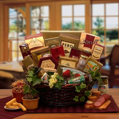 Meat & Seafood Gift Baskets