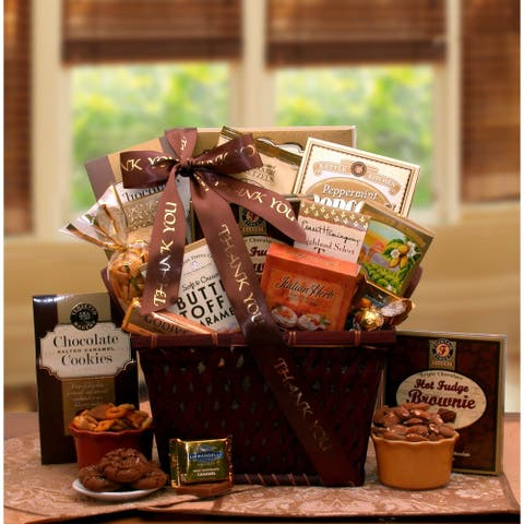 A Very Special Thank You Gift Basket