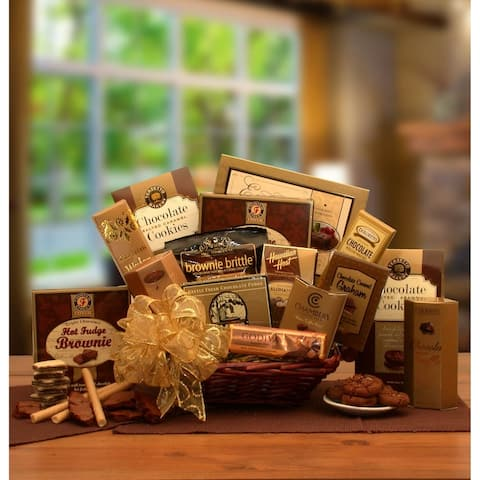 A Gift of Chocolate Gift Basket