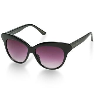 Laura Ashley OLIVIA Ladies Black Cat Eye Fashion Sunglasses