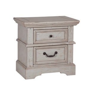 Lakewood Antique Grey Nightstand by Greyson Living