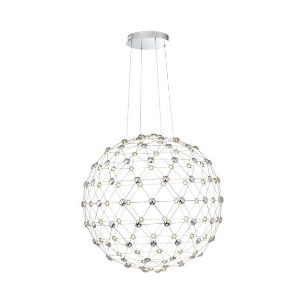 Eurofase Siena Metal Large Globe LED Chandelier
