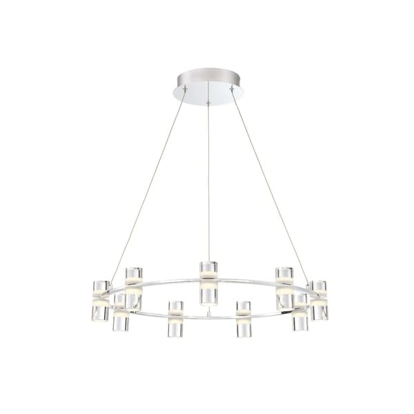 Eurofase Netto LED Small Ring Chandelier - 33724-010
