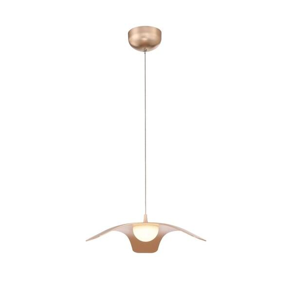 Eurofase Randora LED Pendant in Satin Gold - 34113-011