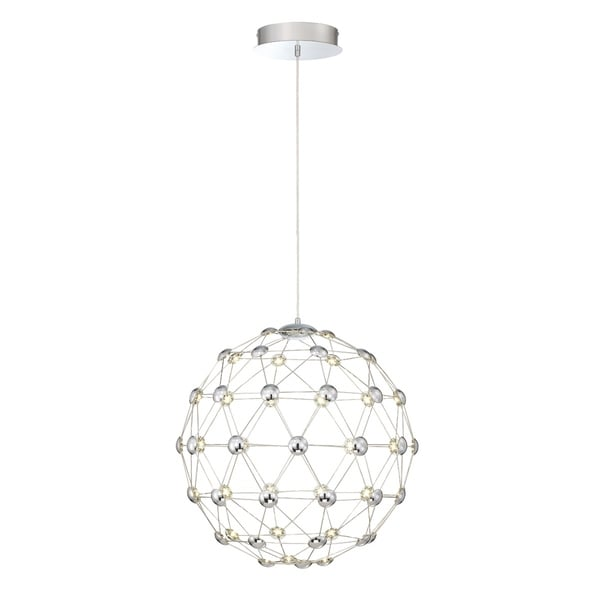 Eurofase Siena Medium Globe LED Chandelier - 33721-019