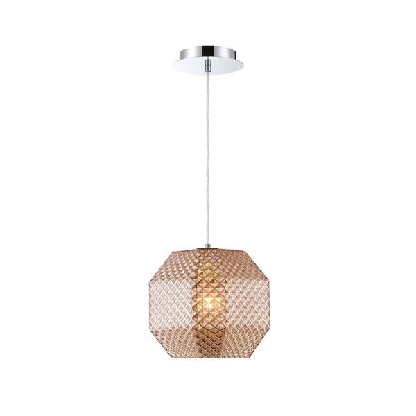 Eurofase Catalda Amber Metal Light Pendant