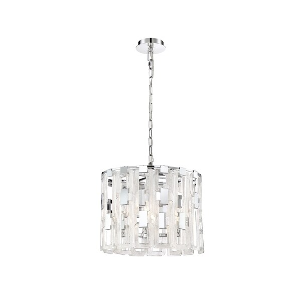Eurofase Viviana Linked 4-Light Chandelier - 33744-018