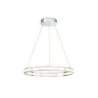 Eurofase Fanton LED Small Ring Chandelier - 34102-015