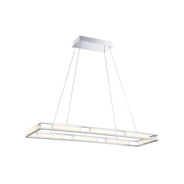 Eurofase Fanton LED Rectangular Chandelier - 34104-019