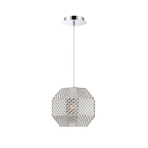 Eurofase Catalda Light Pendant in Smoke - 34289-037