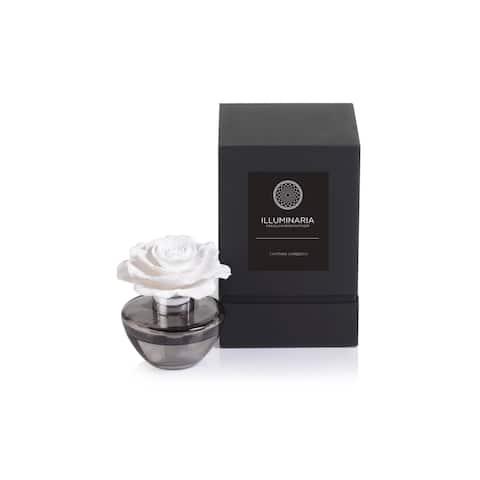 """Illuminaria"" Porcelain Diffuser, Tahitian Gardenia Fragrance"