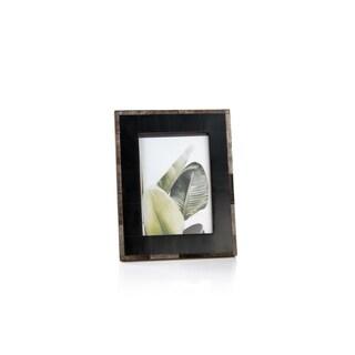 """""""Palm Desert"""" 5"""" x 7"""" Chiseled Horn Photo Frame"""