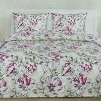Dolce 3-Piece Patterned Duvet Set (Full/Queen, King)