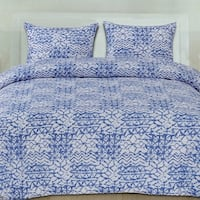 McKenzie 3-Piece Patterned Duvet Set (Full/Queen, King)