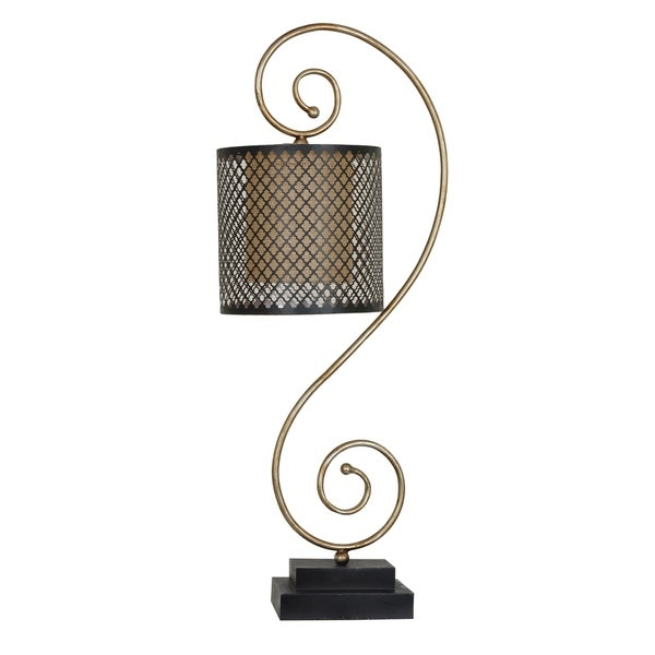 Sherwin Gold and Bronze 36-inch Table Lamp