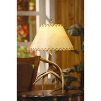 Trophy Natural 28.5-inch Table Lamp