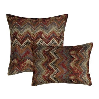 Sherry Kline Kiowa Waves Combo Decorative Pillows (Set of 2)