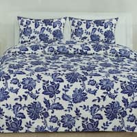 Tuscany 3-Piece Patterned Duvet Set (Full/Queen, King)