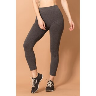 Women's Heather Full Body Shaping Butt Lifting Compression Legging (More options available)