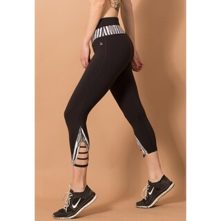 Women's Cutout Print Leggings Yoga Pants Runing Active Tight (4 options available)