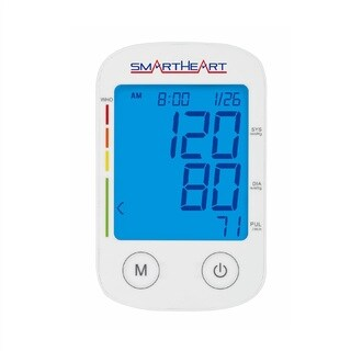 SmartHeart Automatic Digital Blood Pressure Arm Monitor