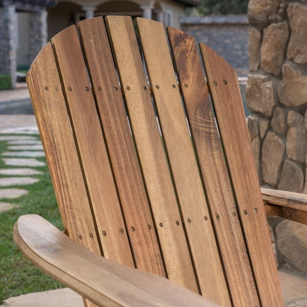 Miraculous Shop Malibu Outdoor Adirondack Rocking Chair Set Of 2 By Pdpeps Interior Chair Design Pdpepsorg