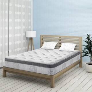 Sleeplanner Galaxy 13-inch Euro Top Mattress