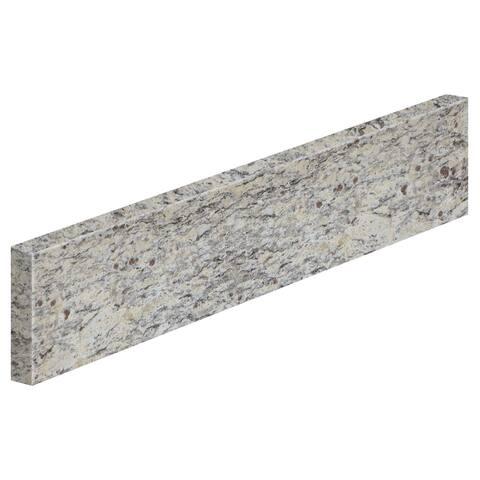 21 in. Santa Cecilia Granite Sidesplash