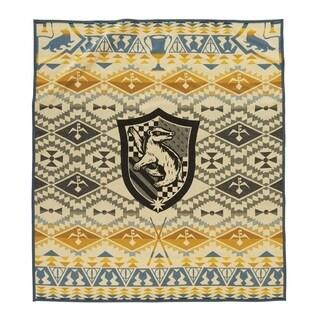 Pendleton Warner Brothers Harry Potter Hufflepuff Yellow Blanket
