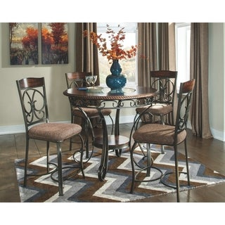 Glambrey Barstool Set of 4