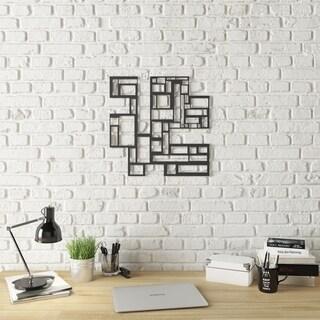 Maze Modern Metal Wall Art