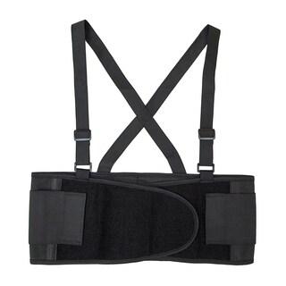 ALEKO Lower Back Support for Sciatica Scoliosis Belt Brace Medium